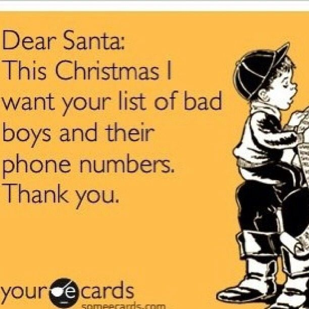 dear santa naughty quotes - photo #15