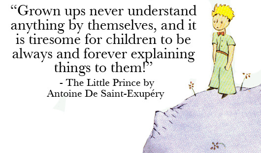 The Little Prince Quotes And Sayings: The Little Prince Quotes. QuotesGram