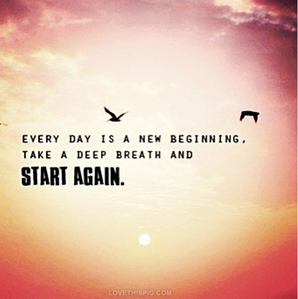 Starting New Relationship Quotes: Starting A New Personal Journey Quotes. QuotesGram