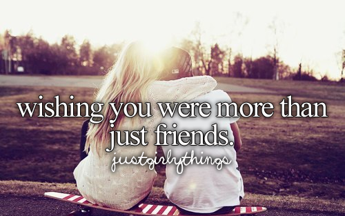 More Than Just Friends Quotes. QuotesGram