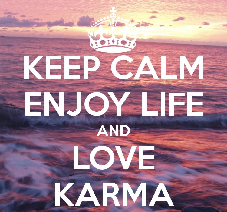 Karma Life Quotes. QuotesGram