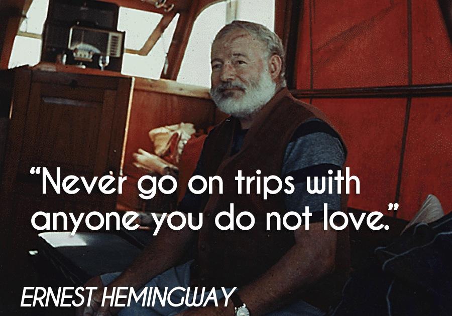 Ernest Hemingway Life Quotes