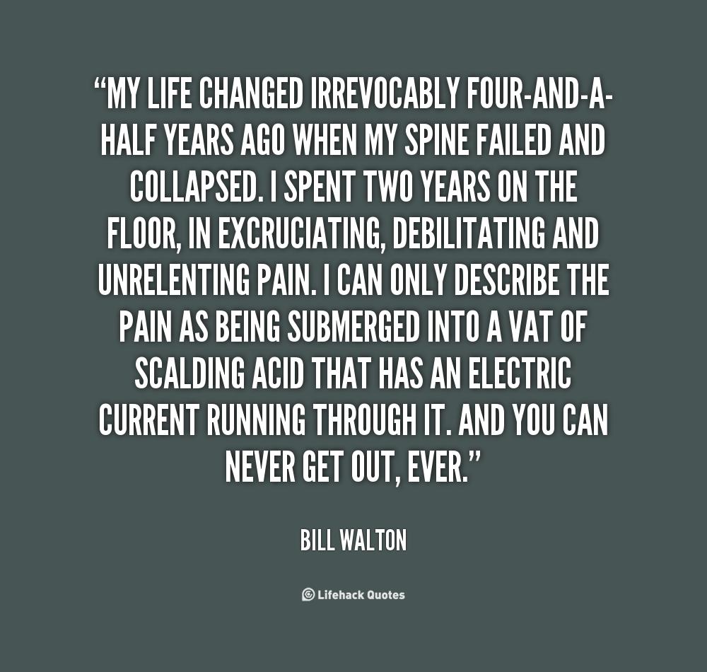 Impacted My Life Quotes: Bill Walton Quotes. QuotesGram