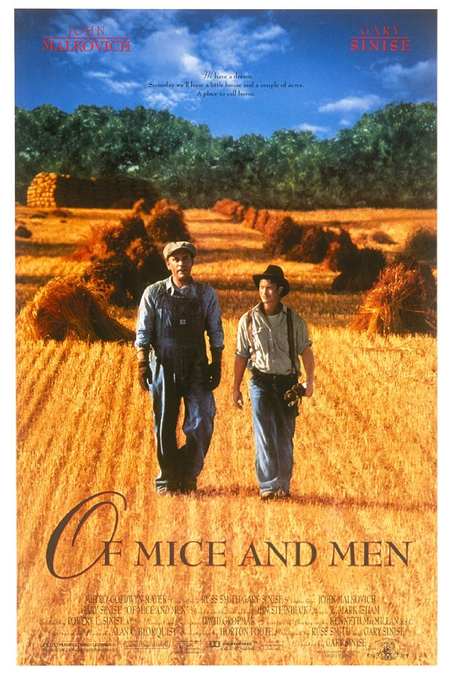 of mice and men friendship Of mice and men has many themes presented by steinbeck, one of which is about friendship the novella shows the relationship between the protagonists, george and lennie, and showing how they try to achieve the american dream by working together.