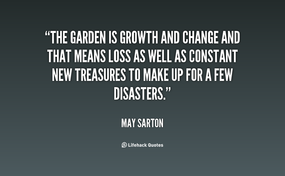 Quotes About Change And Growth. QuotesGram