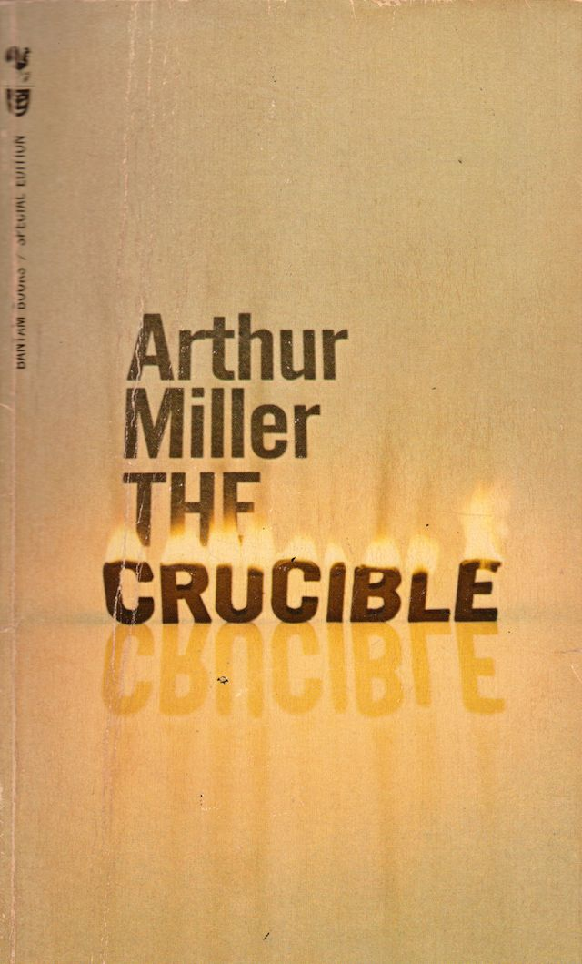 Book Cover White Quotes : The crucible arthur miller quotes quotesgram