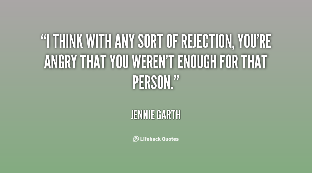 Relationship Rejection Quotes. QuotesGram