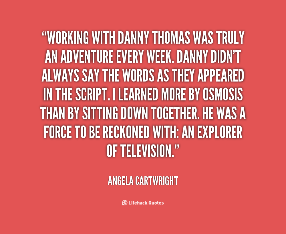 Angela Cartwright Quotes. QuotesGram