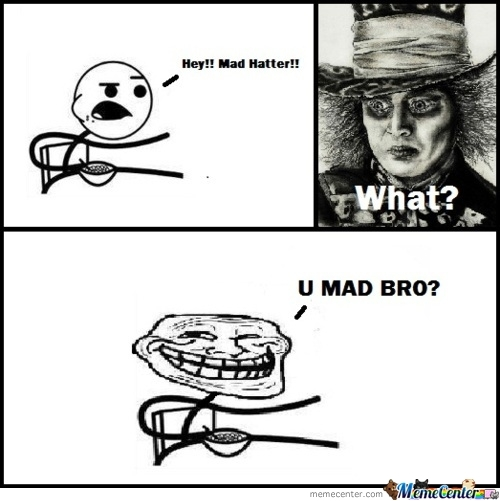 Mad Hatter Quotes: Mad Hatter Funny Quotes. QuotesGram