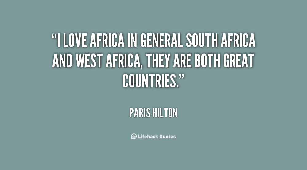 South Africa Quotes: African Love Quotes. QuotesGram