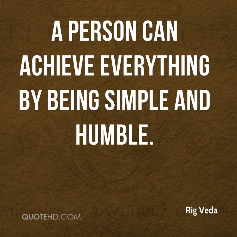Simple Life Quotes Funny: Humble Quotes About A Person. QuotesGram