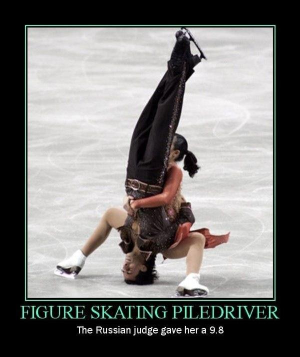 Humor Inspirational Quotes: Motivational Figure Skating Quotes. QuotesGram