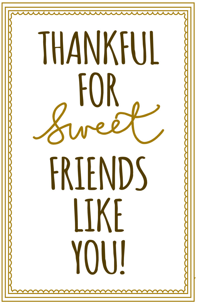 Thankful For Quotes: Thankful Friendship Quotes. QuotesGram