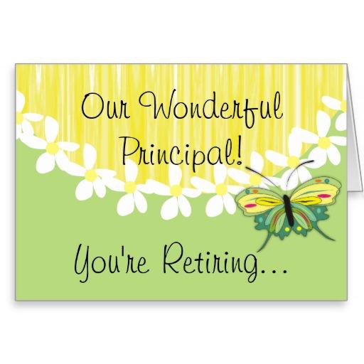 principal retirement inspirational quotes quotesgram
