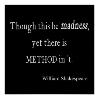 Hamlet: What initially caused Hamlet's insanity?