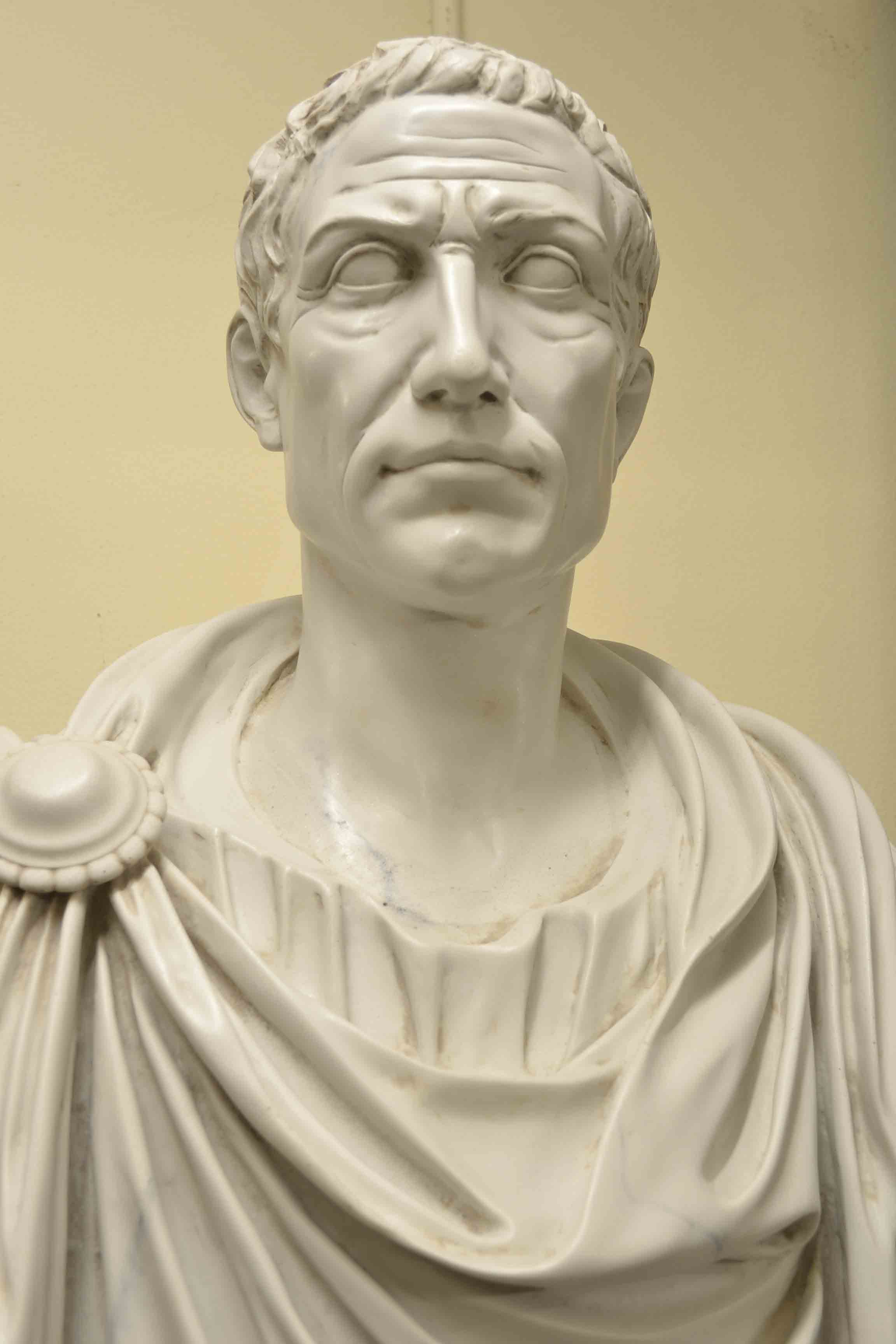 the factors that differentiate the actions of lucius and marcus brutus in the treachery of julius ca