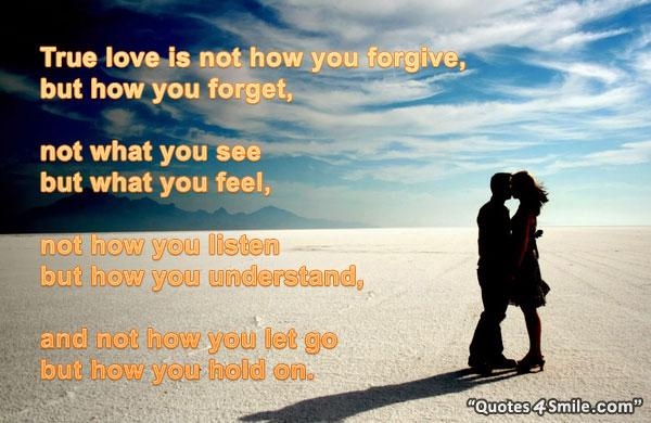 Meaning Of True Love Quotes. QuotesGram