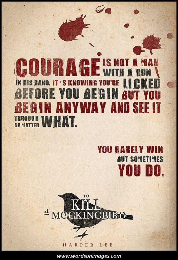 Mockingbird famous quotes