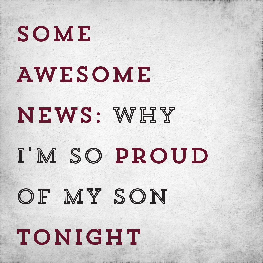 Wr Part My Son Quotes: Proud Of You Son Quotes. QuotesGram