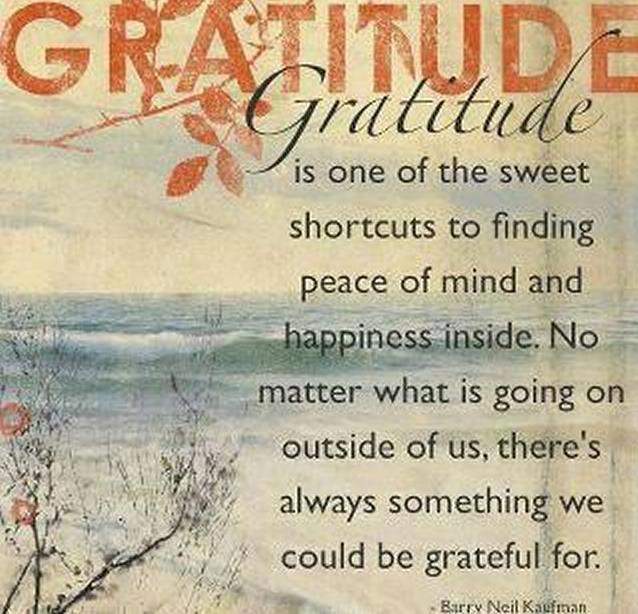 Gratitude Buddha Quotes: Gratitude Quotes And Poems. QuotesGram