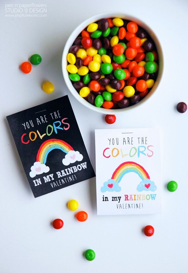 Kinder Garden: Valentine With Skittles Candy Quotes. QuotesGram