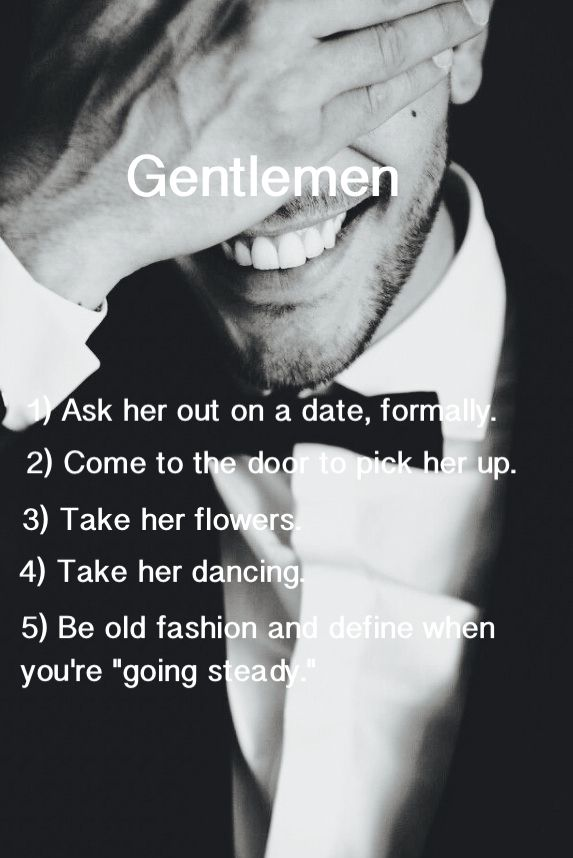 Distinguished gentleman dating site