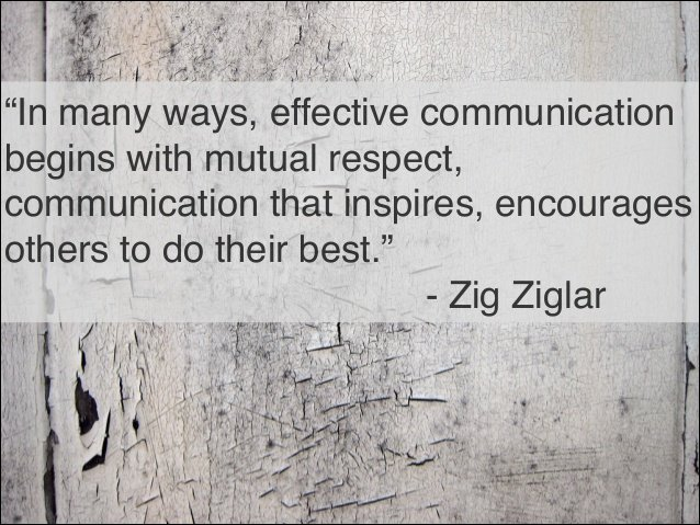 Inspiring Ideas For Insurance: Effective Business Communication Quotes. QuotesGram