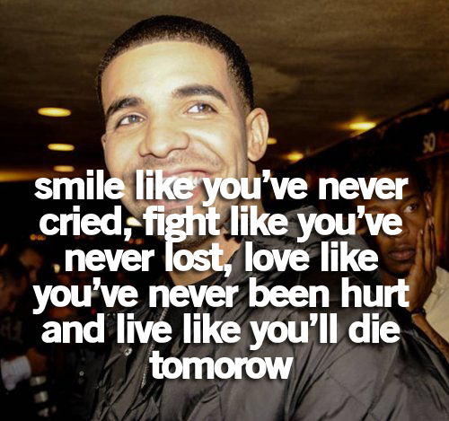 Drakes Quote: Drake Heartbreak Quotes. QuotesGram