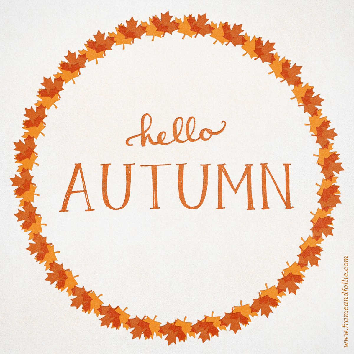 Welcome Autumn Quotes Quotesgram