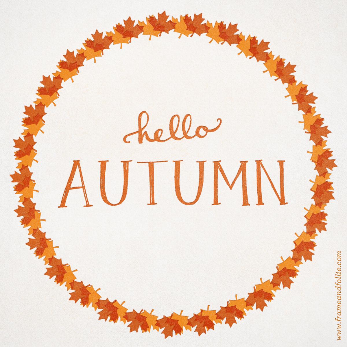 Tumblr Fall Quotes: Welcome Autumn Quotes. QuotesGram