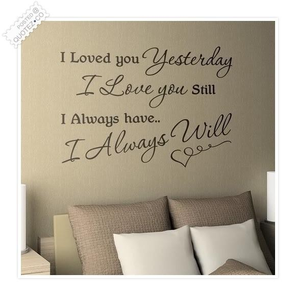 I Will Always Love You Quotes For Him Quotesgram: I Love You Forever Quotes. QuotesGram