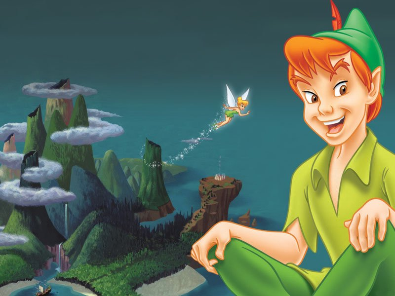 Quotes From Peter Pan Netherland Quotesgram