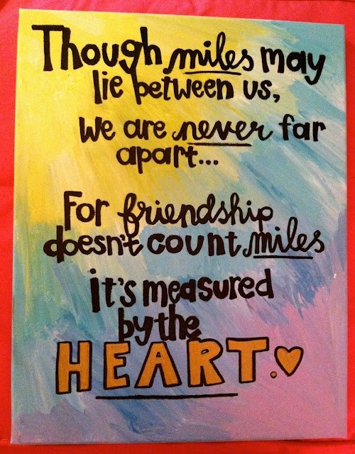 Quotes For Best Friends Who Live Far Apart : Far distance friendship quotes quotesgram