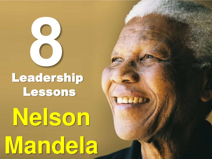 11 Leadership Qualities of Nelson Mandela