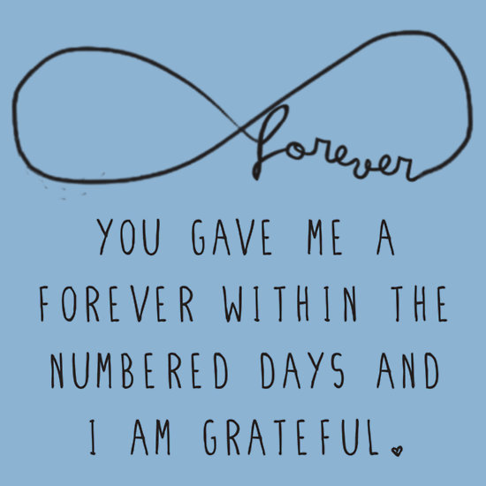 Forever Quotes Tumblr: Forever Grateful Quotes. QuotesGram