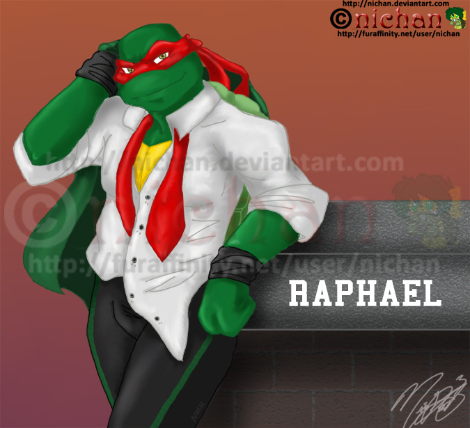 Ninja Turtle Raphael By Quotes Quotesgram
