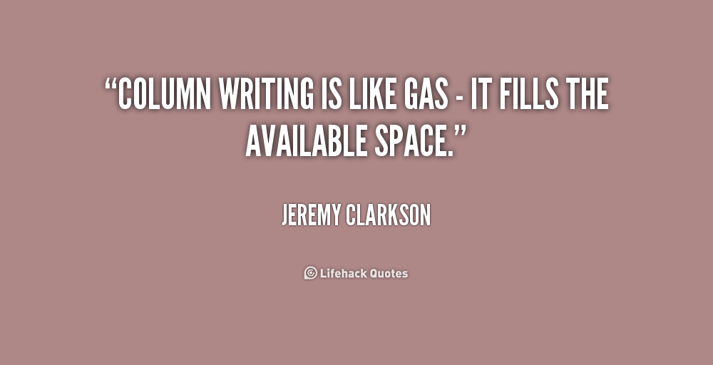 writing is like quotes