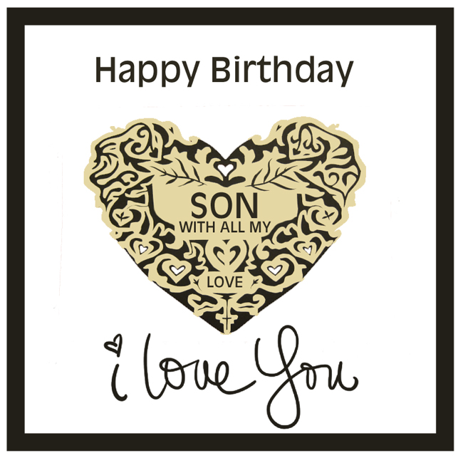 Happy 13th Birthday Son Quotes. QuotesGram