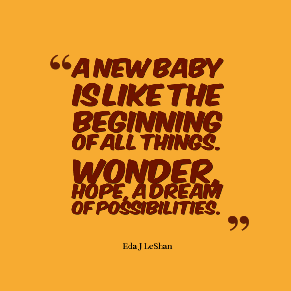New Baby Quotes: Quotes New Baby. QuotesGram