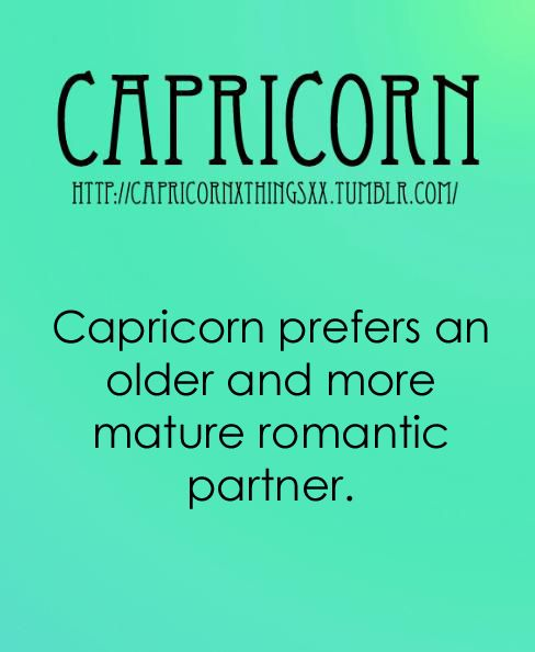 Tips for dating a capricorn man