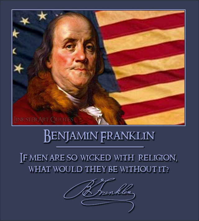 benjamin franklin s autobiography human reasoning One of my favorite inspirations is ben franklin  if you'd like to read more, i  recommend his autobiography, the way to wealth and fart proudly for starters   for a moment, that the future of humanity lay in the infinite power of human  reason.