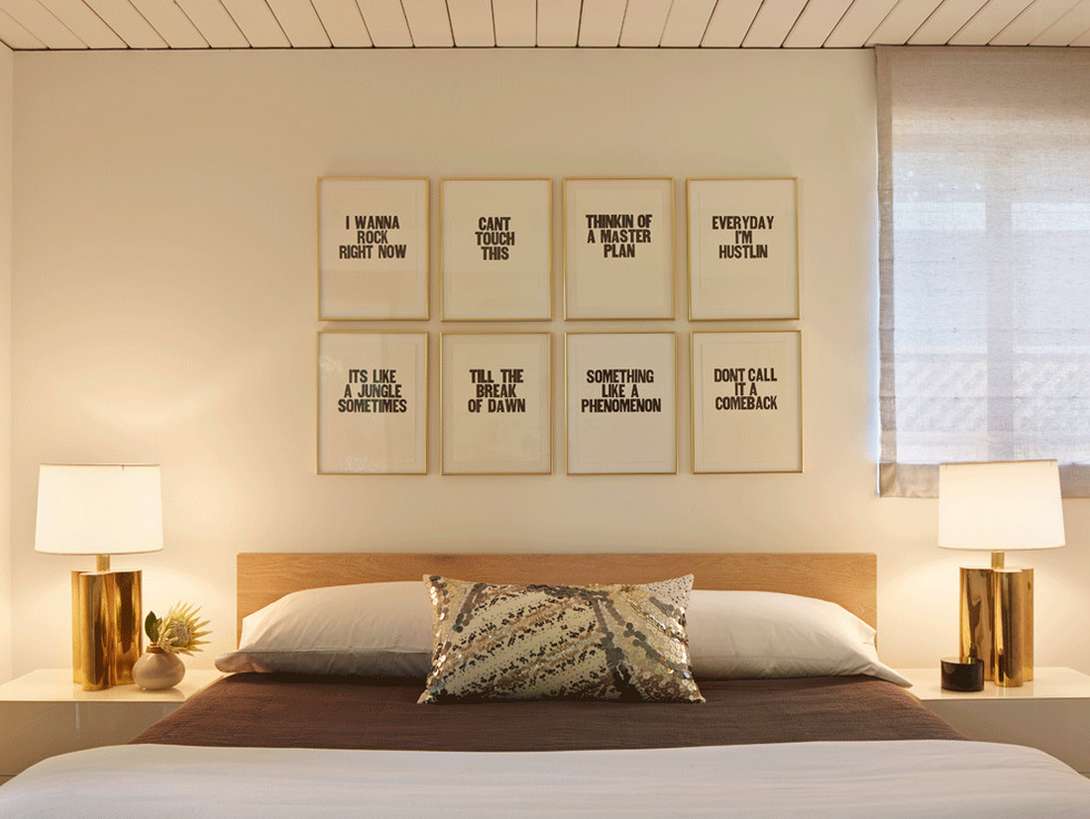 Quotes to put above bed quotesgram - Over the bed art ...