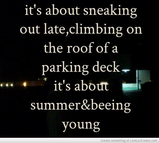 Almost Summer Quotes. QuotesGram