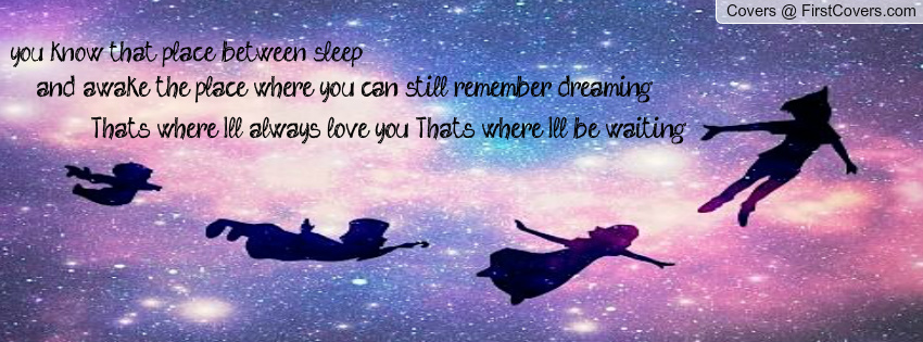 Peter Pan Quotes Facebook Covers. QuotesGram Cute Peter Pan Quotes
