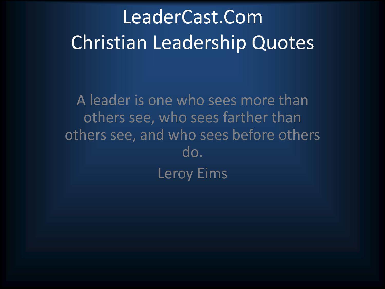Leadership Quotes: Biblical Leadership Quotes. QuotesGram
