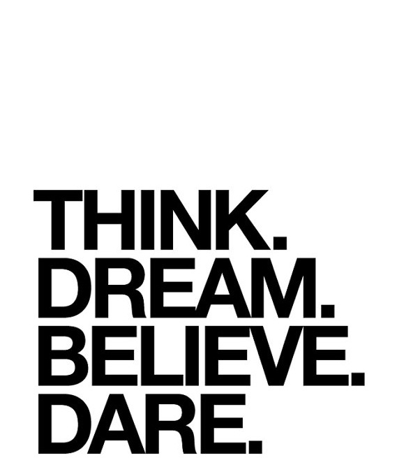 Dare Quotes: Think Believe Dream Dare Walt Disney Quotes. QuotesGram