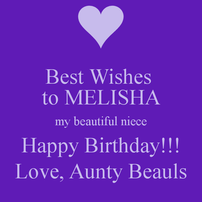 Happy Birthday To My Niece Quotes: Beautiful Niece Quotes. QuotesGram