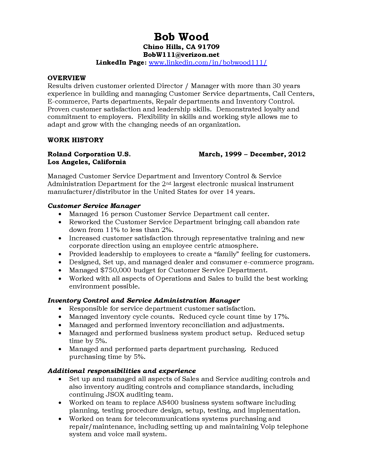 resume customer service manager resume verbiage · customer service
