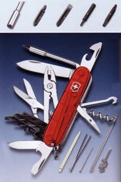 Swiss Army Knife Quotes Quotesgram