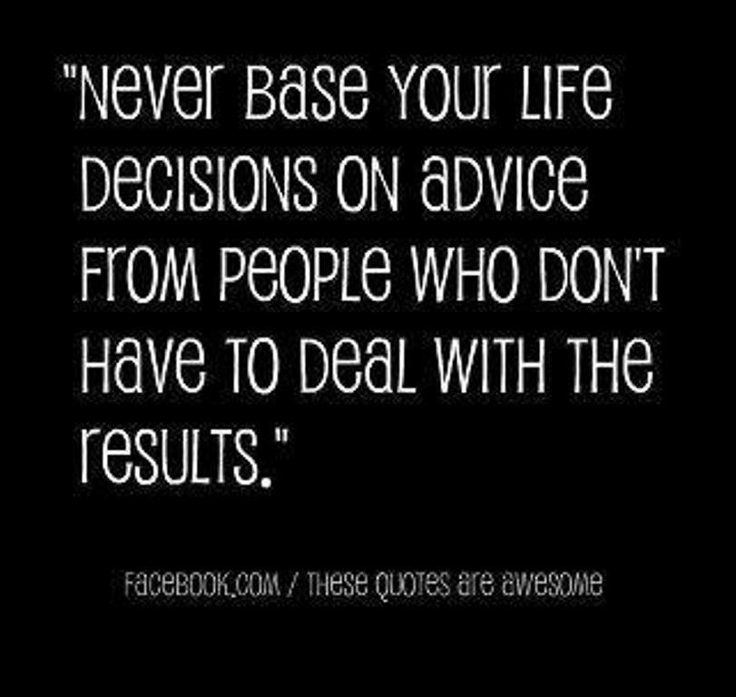 Famous Quotes About Choices Have Consequences. QuotesGram